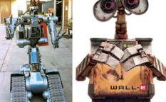 Robots, estrellas de cine