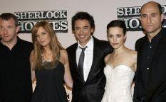 Observatorio: Robert Downey Jr. nuevo Sherlock Holmes y Kate Winslet asoma cabeza con