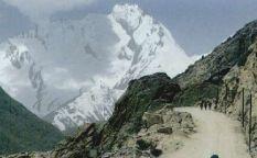 Mr. Pinkerton en Nepal