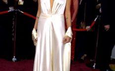 Aquel traje de Angelina Jolie...¡Vaya!