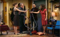 Observatorio: Philip Seymour Hoffman y Maggie Gyllenhaal tocados por el teatro