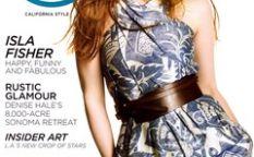 Revista de revistas: Isla Fisher más tacaña que compradora y Marion Cotillard luce como granjera