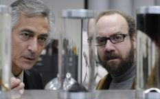 Observatorio: Paul Giamatti busca su alma y Woody Allen interesado en Carla Bruni