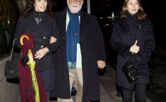 Espresso: Coppola disfruta del teatro en Madrid
