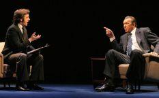 Conexión Oscar 2009: Frank Langella, Nixon acorralado en