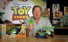 Espresso: Los productores homenajean a John Lasseter