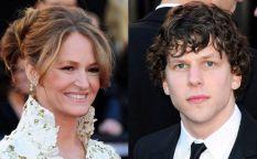 Espresso: Melissa Leo y Jesse Eisenberg se convierten en madre e hijo