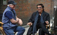 Espresso: Al Pacino y Barry Levinson encantados de conocerse