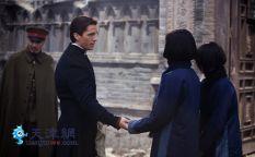 "Espresso: Primera foto de Christian Bale en ""The 13 flowers of Nanjing"""