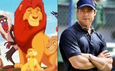 Celda de cifras: El rey león vence al entrenador Brad Pitt