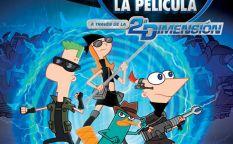 """""""Phineas y Ferb: A través de la segunda dimensión"""""""