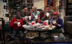 """Comer de cine: El pollo a la mandarina de """"The Big Bang Theory"""""""