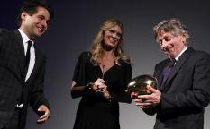 Espresso: Roman Polanski recibió el homenaje del Festival de Zurich dos años después de su arresto