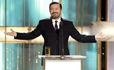 Espresso: Ricky Gervais volverá a presentar los Globos de Oro