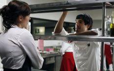 "Comer de cine: Los espaguetis a la naranja con toques de menta de ""Bon appétit"""