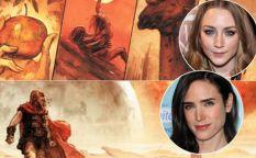 "Espresso: Jennifer Connelly y Saoirse Ronan en ""Noé"" de Aronofsky"