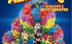 """BSO de """"Madagascar 3: De marcha por Europa"""""""
