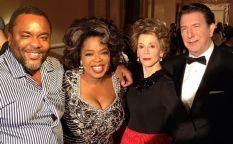 Espresso: Oprah Winfrey desvela el aspecto del matrimonio Reagan de