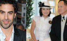 Espresso: Sacha Baron Cohen y la hija lesbiana de un millonario