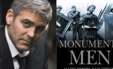 """Espresso: George Clooney consigue un buen reparto para """"The monuments men"""""""