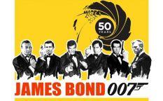 Todo es cine: Comparando los martinis, el sexo y las muertes de los seis James Bond