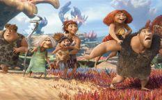 """Espresso: Trailer de """"Los Croods"""", familia prehistórica en busca de su cueva"""