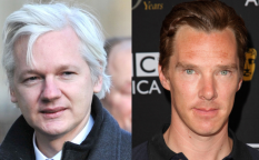 Espresso: Benedict Cumberbatch entre Julian Assange y la vuelta de los Monty Python