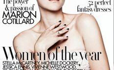 Revista de revistas: Marion Cotillard mujer del año, la nueva carrera de Jude Law, Naomi Watts desenfadada y Ben Affleck director del momento
