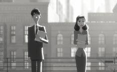 """Cine en corto: """"Paperman"""", una historia de amor emotiva y clasicista"""