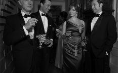 Cine en serie: Las fotos glamurosas para promocionar