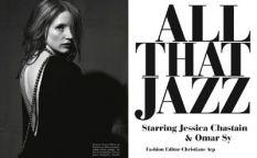 Revista de revistas: Jessica Chastain y Omar Sy entre el jazz y el cine negro, la comedia según Vanity Fair y el Oscar que Bill Murray tocó con los dedos