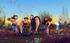 Celda de cifras: La familia prehistórica supera las expectativas de Dreamworks