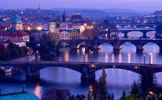 Praga, postal de cine