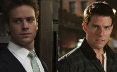 """Espresso: Tom Cruise y Armie Hammer protagonizarán """"The man from U.N.C.L.E."""""""
