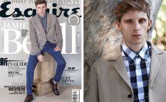 Revista de revistas: Estilo Jamie Bell, Kerry Washington y el icono Olivia Pope y la vida continúa para Lea Michele