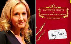 Espresso: J.K. Rowling y Warner vuelven al universo de Harry Potter