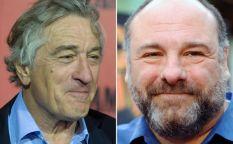 Cine en serie: De Niro sustituye a Gandolfini en