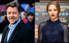 Espresso: Russell Crowe y Amanda Seyfried en lo nuevo de Gabriele Muccino