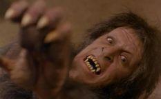 "Escalofríos de cine: ""Un hombre lobo americano en Londres"", o ¡disculpe!... ¿Picadilly Circus?"