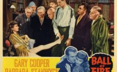 """Recordando clásicos: """"Bola de fuego"""" (1941)"""