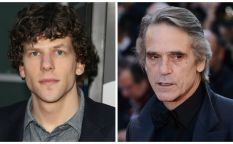 Espresso: Jesse Eisenberg será Lex Luthor y Jeremy Irons Alfred en la película de Batman y Superman