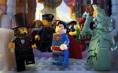 Celda de cifras: Lego puede con Robocop