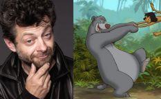 """Espresso: Andy Serkis dirigirá una nueva versión de """"El libro de la selva"""""""