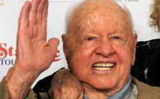 In Memoriam: Mickey Rooney, pequeño gran mito