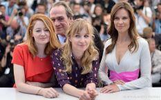 Cannes 2014: Recorrido por el Oeste con Tommy Lee Jones y Hilary Swank, Monica Bellucci y la Italia rural, la pareja de