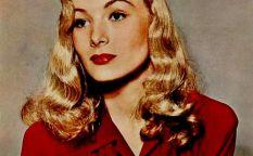 Recordando clásicos: Veronica Lake, la hermosa actriz de conflictiva personalidad