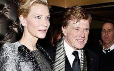 Espresso: Robert Redford y Cate Blanchett en el debut como director de James Vanderbilt