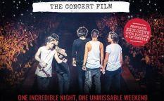 """""""One Direction: Where we are. La película del concierto"""""""