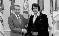 Espresso: Kevin Spacey y Michael Shannon se verán las caras como Richard Nixon y Elvis Presley