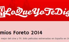 Foreto 2014, vota lo mejor del año en los premios de LoQueYoTeDiga